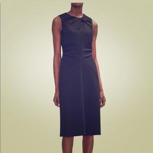MM LaFleur Eleanor Dress in size 14 in galaxy blue
